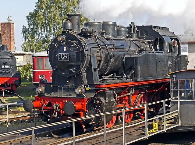 Helena MT Railroad History